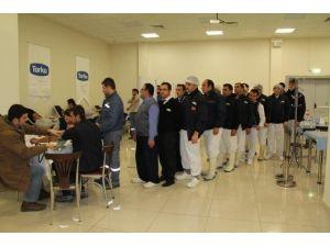 Konya Şeker'de 7. Kan Bağışı Kampanyası
