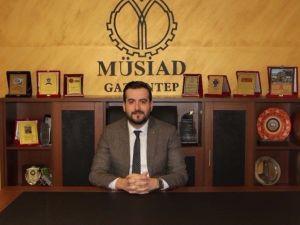 Genç MÜSİAD Gaziantep Başkanı Veysel Burak Babüroğlu: