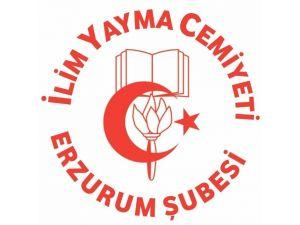 İlim Yayma Cemiyeti Erzurum Şubesi'nde Toplu İstifa