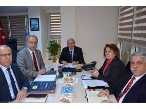 Başkan Albayrak, Teski Yönetim Kurulu Toplantısına Katıldı