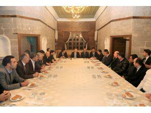 Başkan Palancıoğlu: Ülke ekonomisine en büyük darbe inşaatta vuruluyor