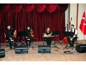 YYÜ'de Konser