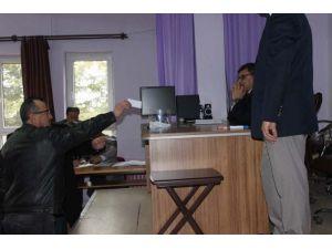 Beyşehir'de Mahalle Muhtarları Seçimle Sivil Üye Belirledi