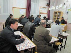 Hisarcık'ta Avcı Eğitimi Kursu Açıldı