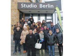 Elazığ İletişim Lisesi Öğrencileri Berlin'den Döndü