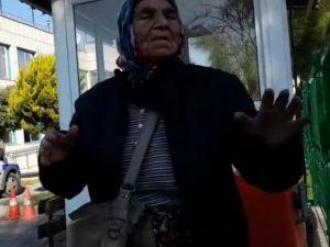 Dilenci Kadın Paralarını Önce 'Haram' Sonra 'Helal' Etti