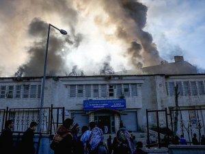 Şırnak'ta kütüphane ve kültür merkezine terör saldırısı: 4 çocuk yaralı