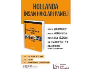 Hollanda'nın 2014 Yılı İnsan Hakları Karnesi Çıkarıldı