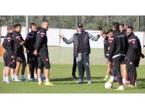 Adanaspor Elazığ'a Gitti
