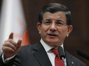 Davutoğlu: Türkiye'nin gücünü kırmak isteyenler muvaffak olamayacaklar