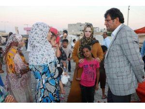 Suriyeliler İçin Yaşam Merkezi