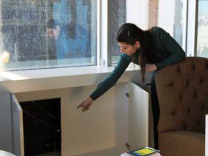 Diyarbakır Barosu yöneticisinin bürosuna isabet eden kurşun inceleniyor
