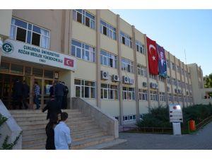Kozan İşletme Fakültesi yeni bina için gün sayıyor