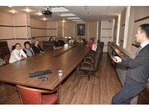 Kartepe Belediyesi Çalışanlarına Sağlık Eğitimi Semineri