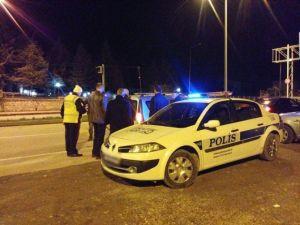 Amasya Polisinden 2 İlçede Huzur Operasyonu