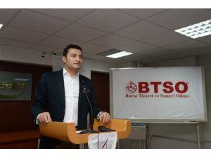 TOBB Bursa Ggk Başkanı Kağan Yeşil: