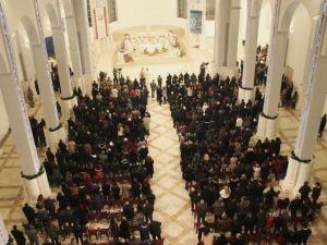 Kosova'da Noel Bayramı Kutlandı