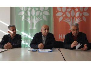 HDP'li Vekilden Valiye Tazminat Tepkisi