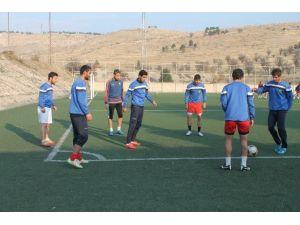 Yeni Malatyaspor U21 Takımı, Boluspor Maçı Hazırlıklarını Sürdürüyor