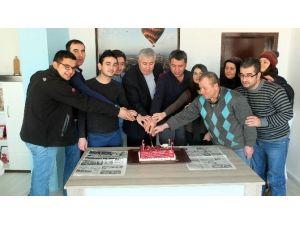 Nevşehir Kent Haber Gazetesi 12. Yaşını Kutladı