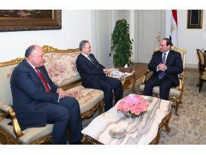 Yemen Dışişleri Bakanı ile görüşen Sisi: Çözüm siyasi olmalı