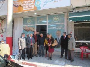 Büyükşehirden Ahmetli'ye İki Müjde