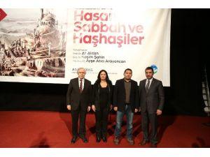 """AKM'de """"Hasan Sabbah Ve Haşhaşiler"""" Konulu Panel Gerçekleşti"""