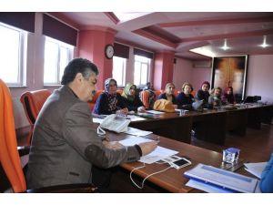 Karaman'da Kent Konseyi Çalışmalarını Sürdürüyor
