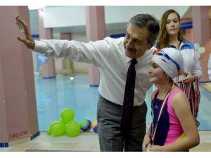 Su Sporları Merkezi'nde Sertifika Töreni