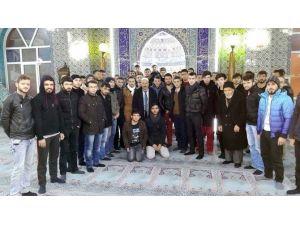 Osmancık'ta Kyk Öğrencileri Sabah Namazında Buluştular