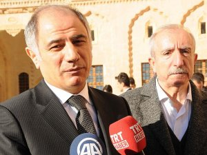İçişleri Bakanı Ala Mardin'de konuştu