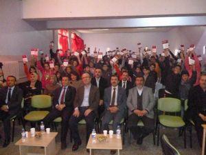 Yazar Aziz Erdoğan Öğrencilerle Buluştu