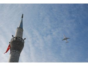 Tokat'a 6 Gün Sonra Uçak Seferi Yapılabildi