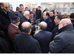 Başkan Altay Cuma Buluşmaları'nda Vatandaşı Dinliyor