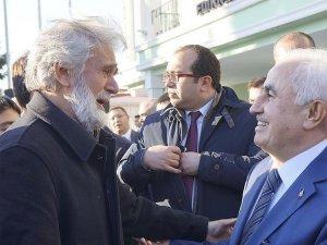 Edirne Valisi Şahin, gözyaşlarıyla uğurlandı