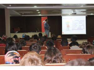 KMÜ'de Öğrencilere İş Sağlığı Ve Güvenliği Eğitimi Verildi