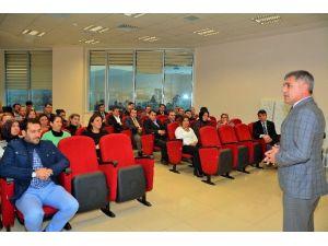 Körfez Belediyesi Personeline Etkin İletişim Semineri Verildi