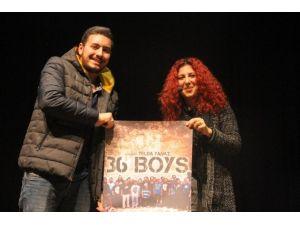 HKÜ'de 36 Boys Film Gösterimi