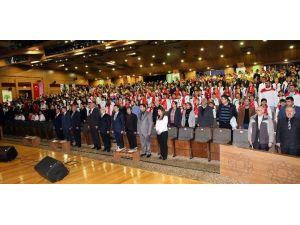 Gaziantep Kurtuluş Koşusu Ödülleri Verildi
