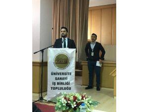 Genç MÜSİAD Malatya Şube Başkanı Barış Yılmaz: