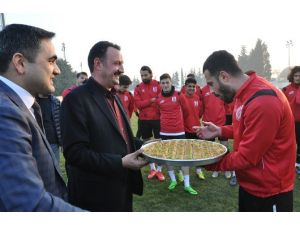 AK Parti İl Başkan Vekili M.baki Yarımdağ:
