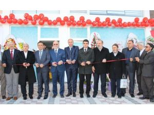 İlim Yayma Cemiyeti Tekkeköy Şubesi Açıldı