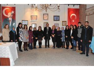 Ebru Sanatının En Güzel Örnekleri Ulucanlar Sergi Salonu'nda