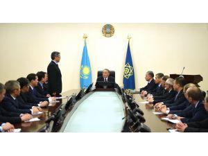 Kazakistan istihbaratına yeni başkan