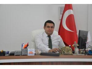 """AK Parti Gölbaşı İlçe Başkanı Karaaslan: """"2016 Yılında Tüm İmkanlarımızı Gölbaşı İçin Seferber Edeceğiz"""""""