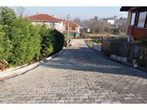Şirinsulhiye Sokakları Yenilendi