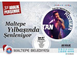 Maltepe Yeni Yılı Coşkuyla Karşılayacak