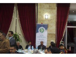 Aktif Eğitim Sen Elazığ'da ikinci yılını kutladı