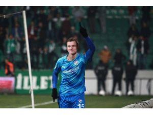 Bursaspor, İlk Yarıyı Moralli Bitirmek İstiyor