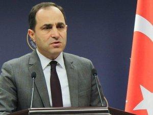 Dışişleri Sözcüsü Bilgiç'ten 'Arap Birliği' açıklaması